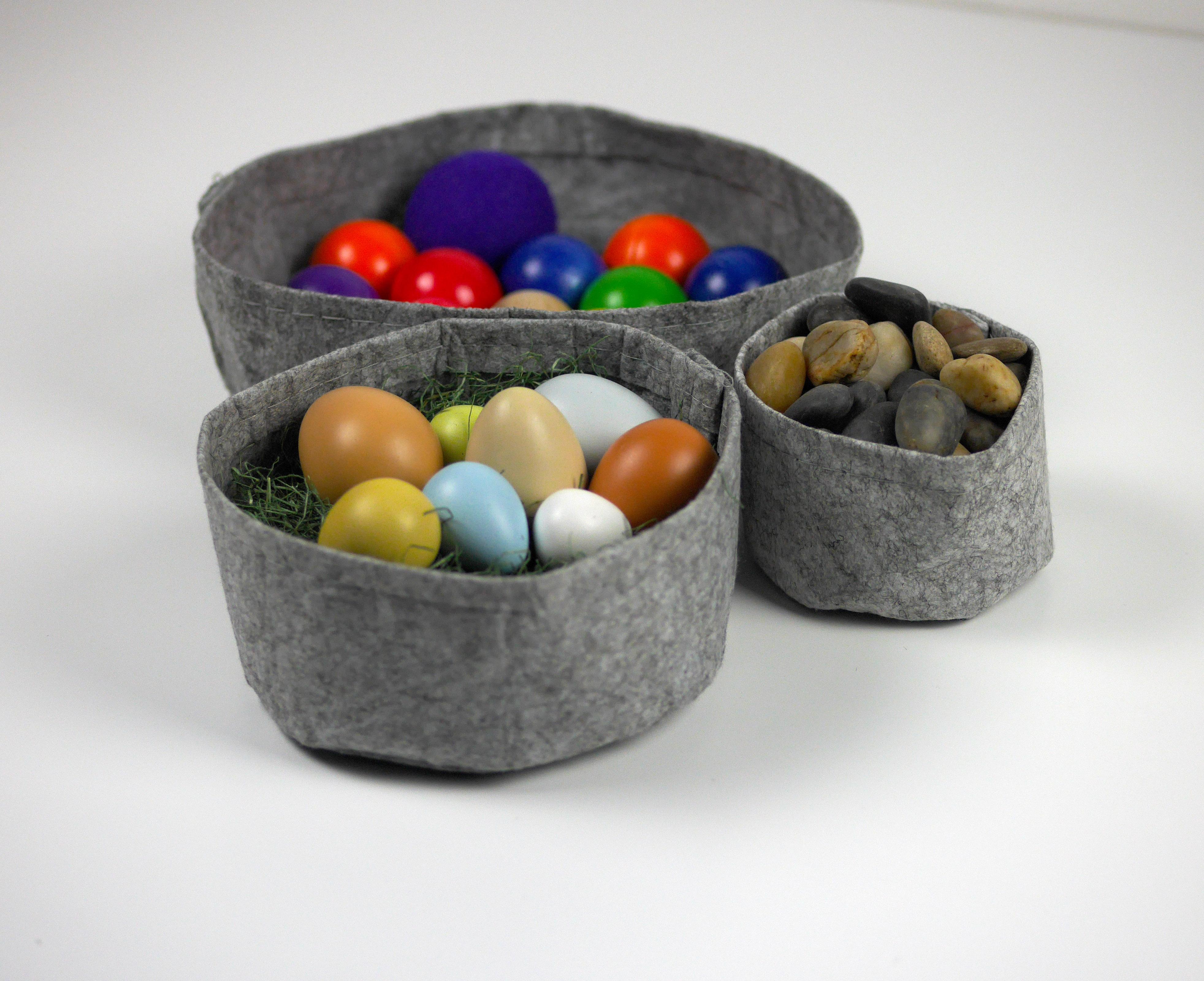 Fabric Bowls Set Kodo Kids