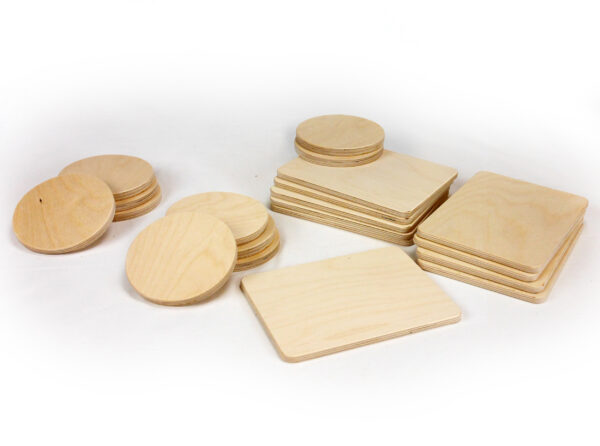 Building Boards and Wood Biscuits