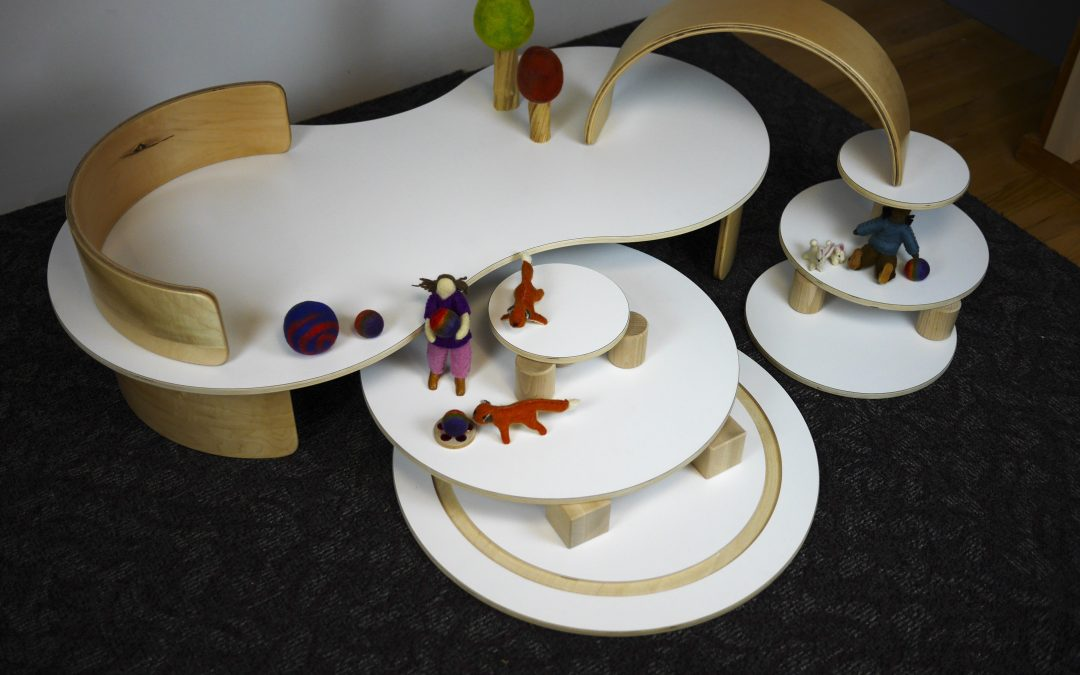 From The Kodo Design Studio – Kodo Playscape Platforms