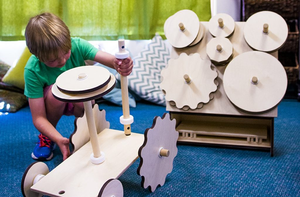 Introducing Simple Machines: Low-Tech Tools