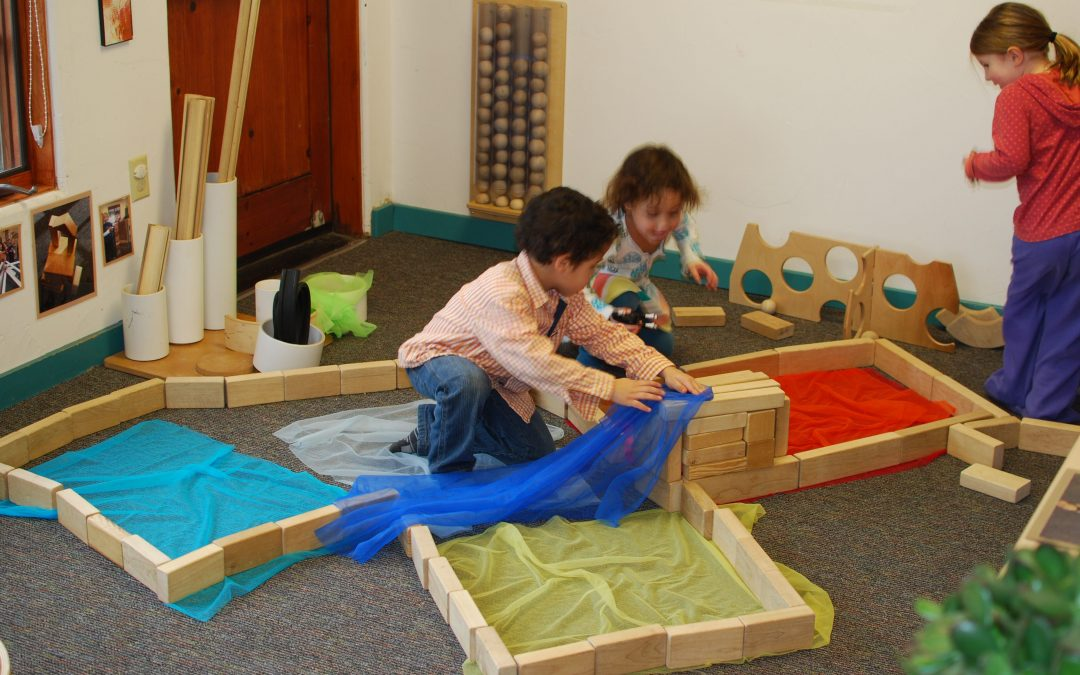 The Importance of Loose Parts Learning