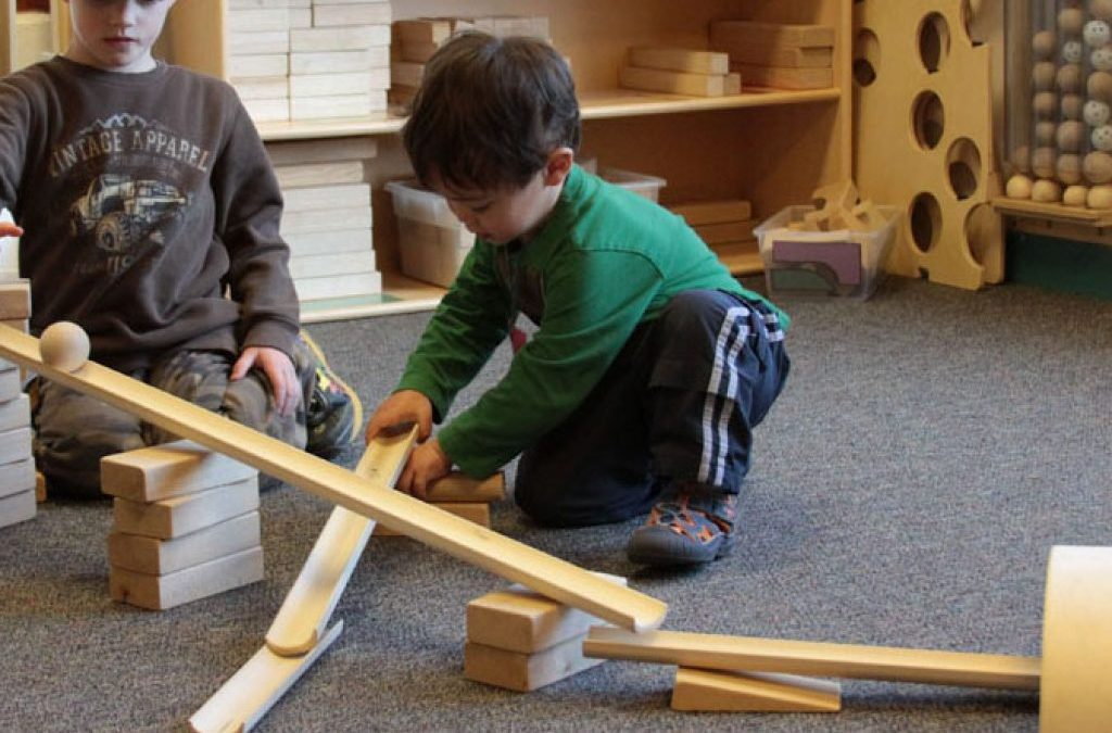 Systems Thinking in an Early Childhood Classroom