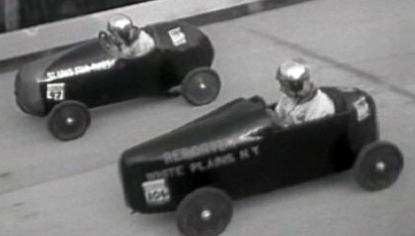 The Soap Box Derby: An Exploration of Ramps and Gravity