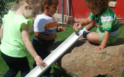 Keeping Outdoor Play and Learning Alive!