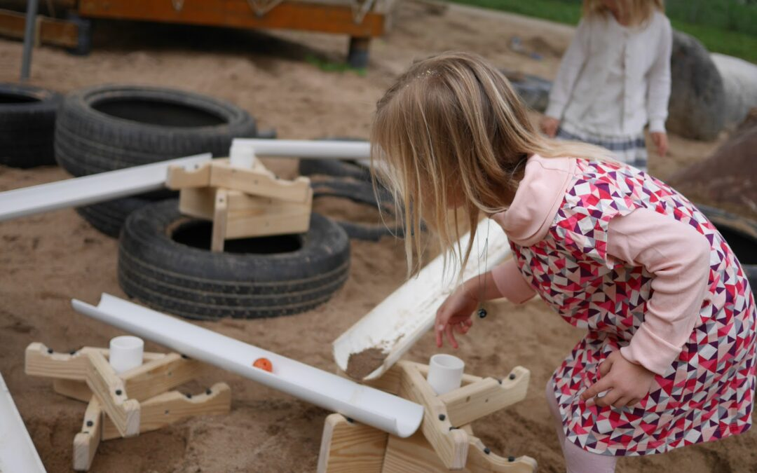 Re-Inventing Outdoor Play and Learning – Part 1