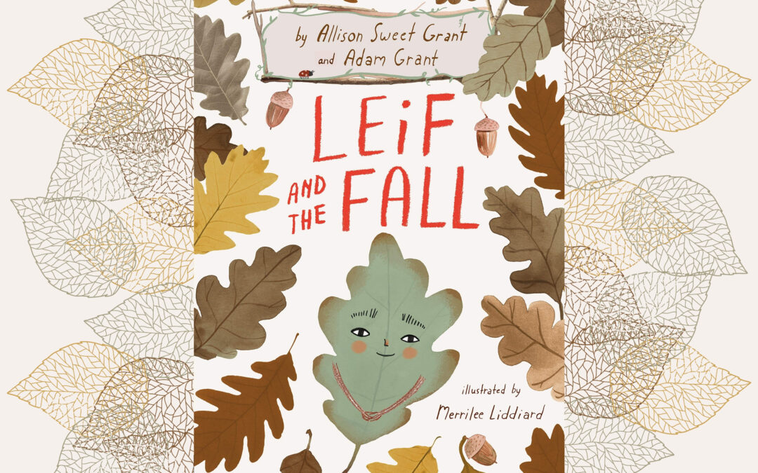 October Book of the Month: Leif and the Fall